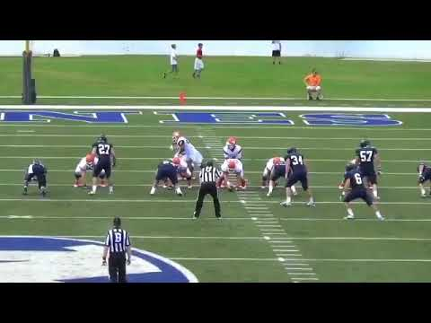 Carson Newman Off vs Colorado Mines
