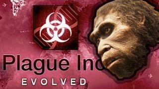 Neanderthal Frozen Virus Mega Brutal Plague Inc: Evolved Gameplay