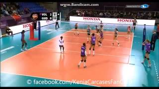 Kenia Carcases | 26 Pts against Guangdong Evergrande