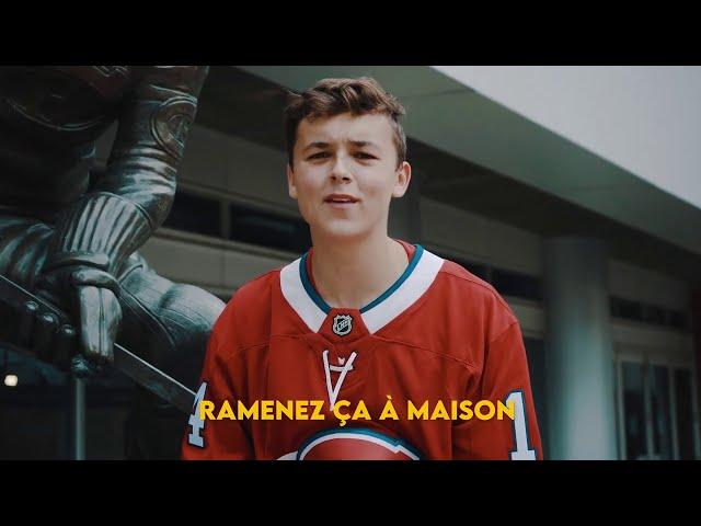 Danick Martineau - Chanson | Les Canadiens & La Covid Cup