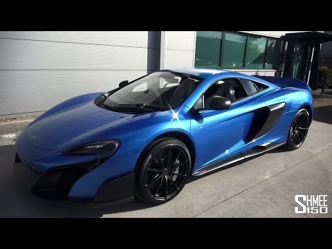 675LT Paint Protection Film at Topaz [Road to 675LT Episode 10]
