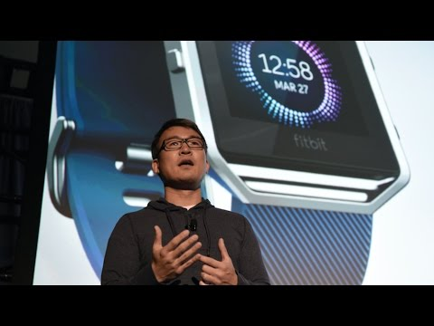 A Conversation With Fitbit's Co-Founder and More From CES 2017 (Bloomberg Technology - 1/6/17)