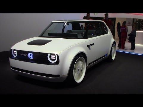 Cool Electric car :Honda Urban EV Concept | Frankfurt Auto show 2017