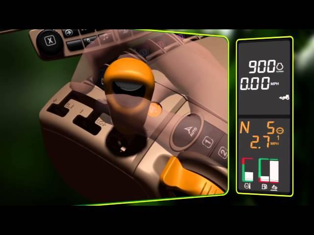 e23™ Налаштування Трансмісії в Автоматичному режимі