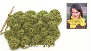 How to crochet «balloon» bubbles