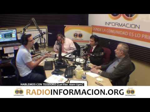 El voto para  el plebiscito de Colombia -Entrevista con el Consul de Colombia