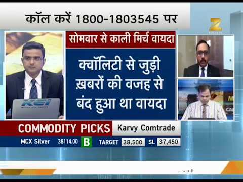 Mandi Live:  Experts suggest to buy copper and gold today (Part-2)