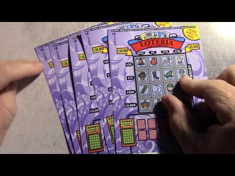 new-&-winning-playing-several-loteria-california-lottery-scratchers