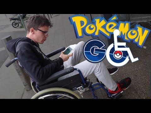 Disabled Pokemon Go - Eevee + Zubat
