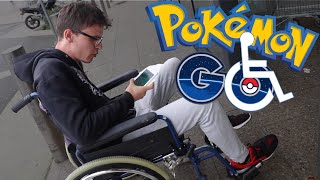 Disabled Pokemon Go - Eevee + Zubat thumbnail