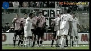 Italian Serie A Top Scorers: 2004-2005 Cristiano Lucarelli (Livorno) 24 goals