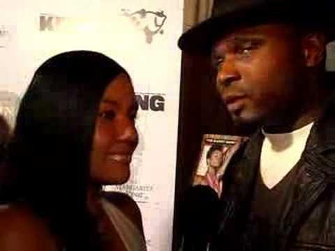 Yesenia Interviews Darius McCrary (Family Matters)