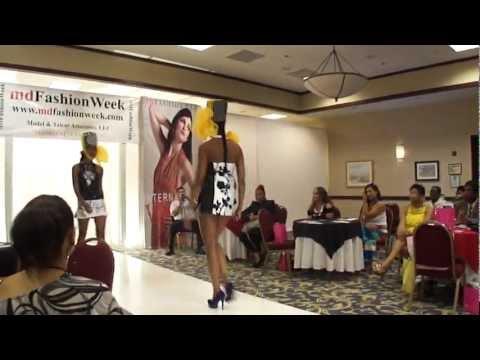Maryland Fashion Week 2011 - Evgenia Luzhina Salazar