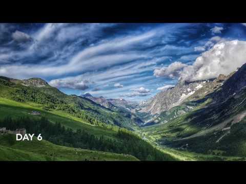 Tour du Mont Blanc 2017 Highlights in three minutes