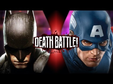Batman VS Captain America | DEATH BATTLE! | ScrewAttack