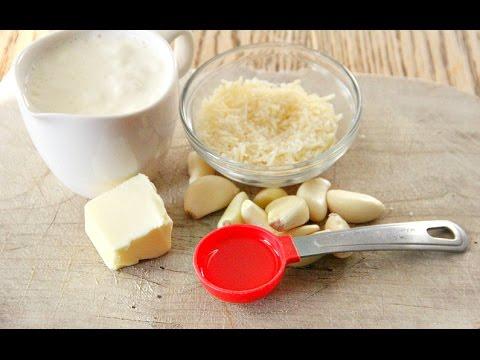 Easy garlic butter sauce for pasta