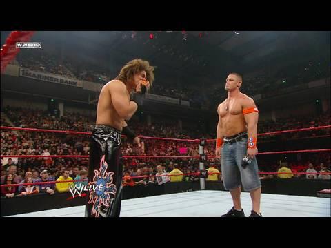 Carlito makes his return to Raw