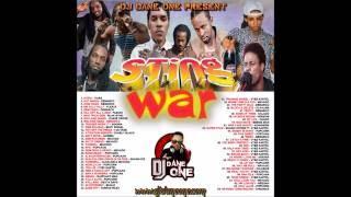 New Dancehall War Mix, September 2016 - Popcaan VS Mavado VS Demarco VS Flexxx