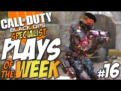 Call of Duty: Black Ops 4 - Plays Of The Week Specialist #16 (BO4 Multiplayer Montage) thumbnail