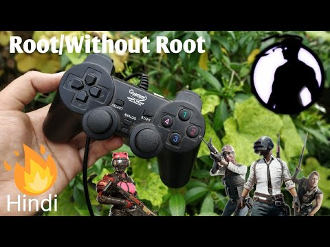 How To Run Android Games With USB Gamepad 🔥🔥 | No ROOT/ ROOT | Play Using Gamepad.