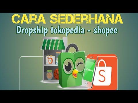 cara-dropship-tokopedia-shopee---solusi-dropshiper