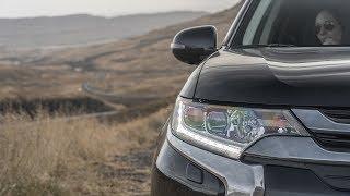 Mitsubishi Outlander PHEV - The ultimate SUV