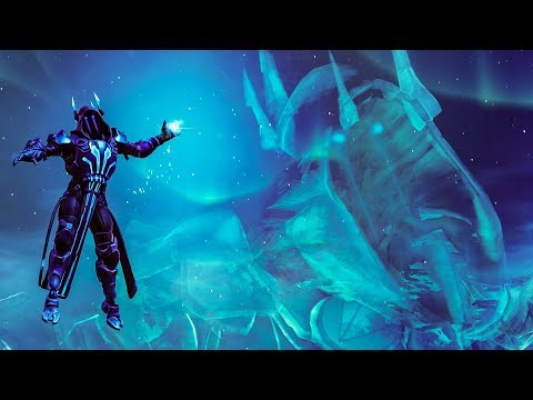 Eissturm Live Event - Das Komplette Event! | Fortnite Eiskugel Deutsch