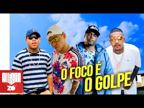 """SET DJ Naldinho """"O Golpe"""" - MC Kapela, MC Magal, MC Kelvinho, MC PP da Vs, Ryan SP e Dia de Maldade"""