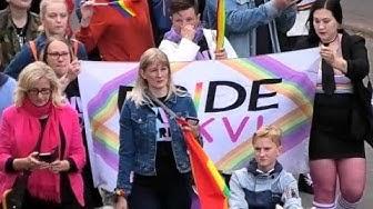 Kouvola Pride -kulkue 2019