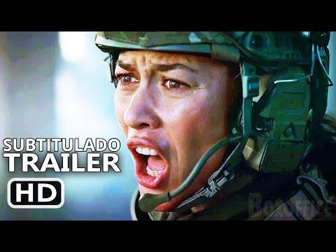 Sentinelle (2021)   Tráiler Oficial Subtitulado   Película Como Búsqueda Implacable