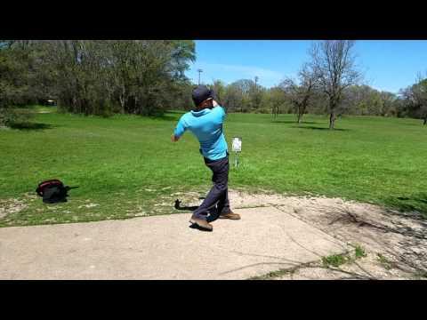 Slow motion sidearm