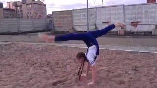 видео акробатика это вид спорта