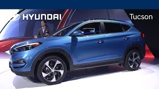 Presenting the All-New 2016 Hyundai Tucson