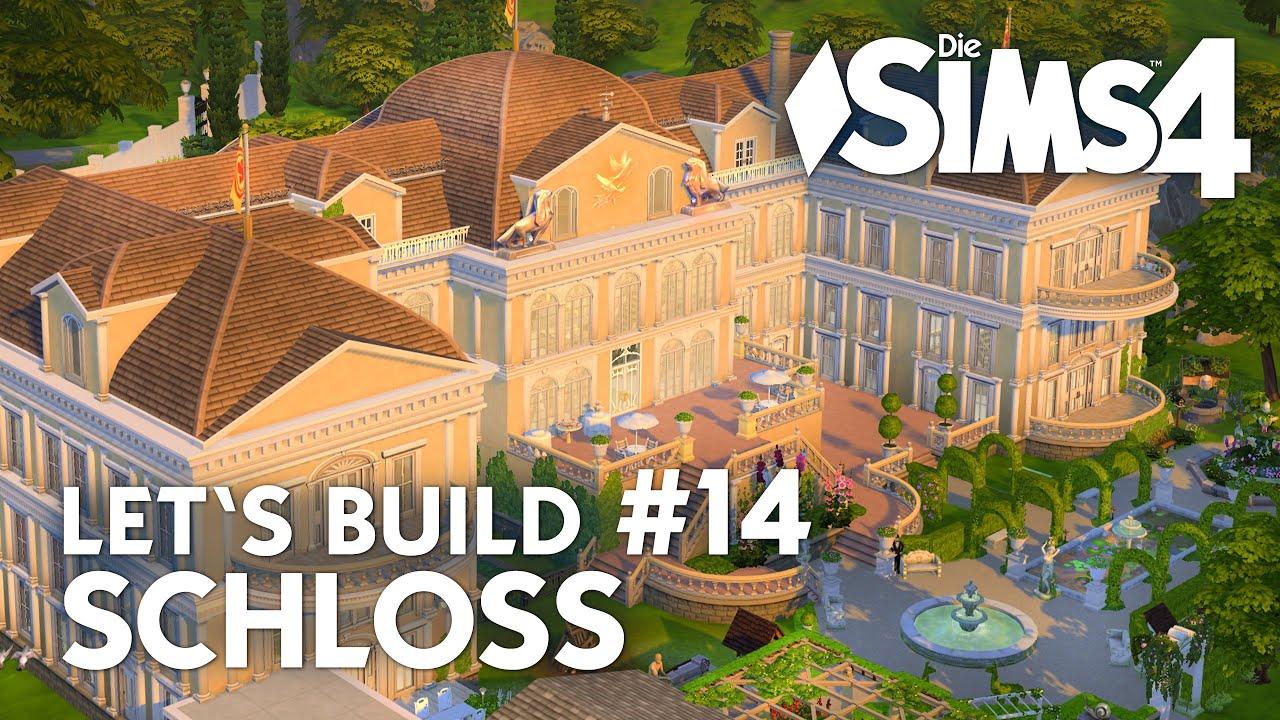 Die Sims 4 Let\'s Build Schloss #14 | Kinderzimmer & Schlafzimmer ...