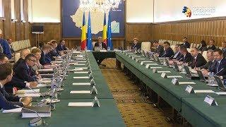 Miniștrii Nica și Stroe, felicitați de premierul Mihai Tudose
