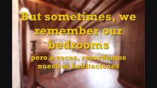 The Arcade Fire - Nighborhood #1 (Tunnels) - Letras en español e inglés