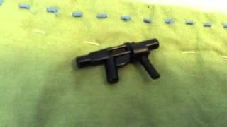 how to make a lego mp5
