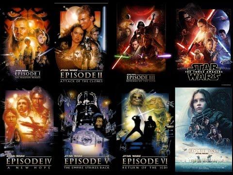 List Of Star Wars Movies Watching Order
