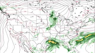 August 23, 2017 Texas Weather Discussion Video
