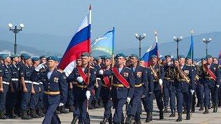 Династия голубых беретов: Новороссийск отмечает День ВДВ
