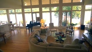 Modern Homes With Antique Objects | At Home With P. Allen Smith