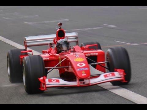 F1 間近を通過 全開サウンド F1 Clienti flyby sound