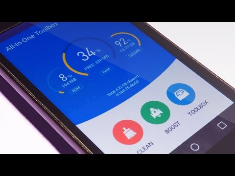Top 3 Best Cleaner & Speed Booster for Android (FREE) 2018