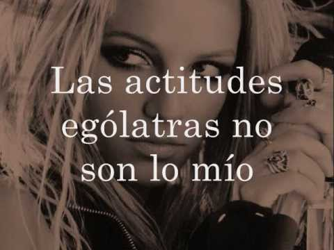 Britney Spears - My prerogative en español
