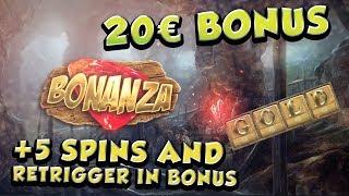 BIG WIN!!!! Bonanza Big win - Casino - high limit (MAX BET)