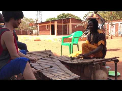Balafon Workshop - Orodara Sidiki (Amidou Diabate, Burkina Faso)