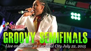 Spicemas 2015 Groovy Semi Finals Live