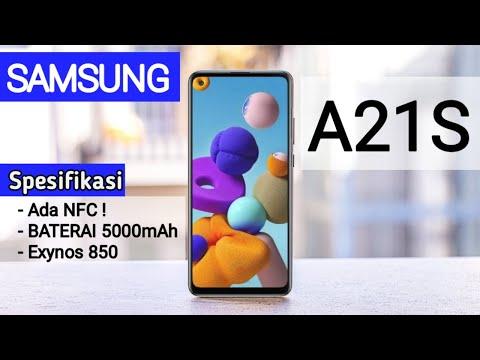 Tes Fitur NFC Samsung A50s.