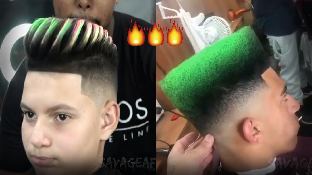 Amazing Men S Hair Colors Guys Hair Trends 2019 Youtube