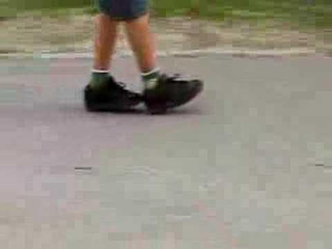43c75769473ce Buty z rolkami - nowe szaleństwo - YouTube